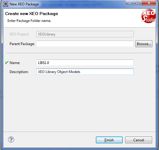 XEO Package Wizard